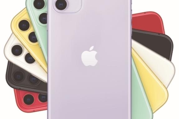 SK텔레콤, 아이폰 11 시리즈 예약판매 개시..최대 156만원 할인