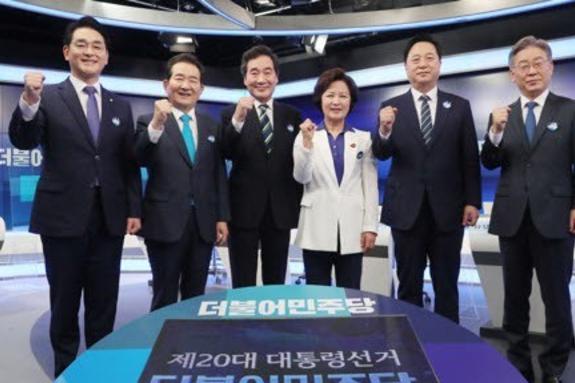 [현장+]각축전 펼치는 여야 잠룡…민주당에 판세변화 오나