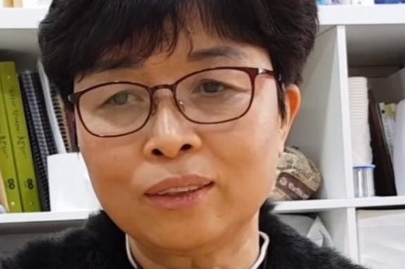"""[영상 인터뷰]'인성교육 전도사' 오순옥 """"코로나 이후 교육 혁신 앞당겨져"""""""